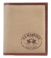 Peněženka La Martina Hnědá L31PM0760923