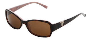 Sluneční brýle Guess Hnědé GU7263