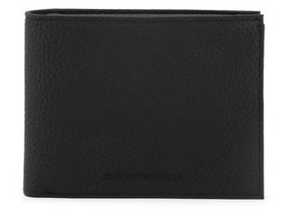 Peněženka Emporio Armani Černá Y4R171