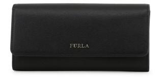 Dámská Luxusní Peněženka Furla Černá 871069