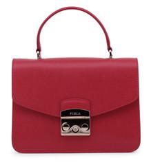 Dámská Luxusní Kabelka Furla Červená 903885