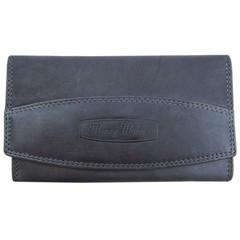 Dámská kožená peněženka Money Maker 12131-grau