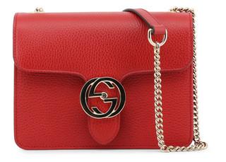 Kabelka Gucci Červená 510304_CA00G