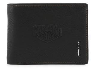 Pánská Peněženka Carrera Jeans Černá CB621