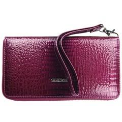 Jennifer Jones dámská velká peněženka kožená na zip 5295