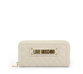 Dámská Peněženka Na Zip Love Moschino Hnědá JC5612PP17LA