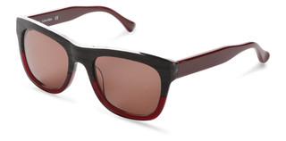 Unisex Sluneční brýle Calvin Klein Hnědé CK4312S