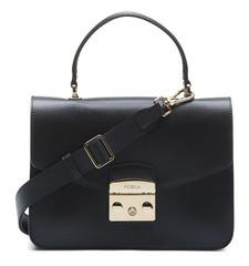 Dámská Luxusní Kabelka Furla Černá 962777
