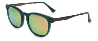 Unisex Sluneční brýle Calvin Klein Zelené CK5940S