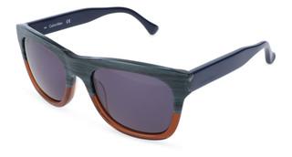 Unisex Sluneční brýle Calvin Klein Modré CK4312S