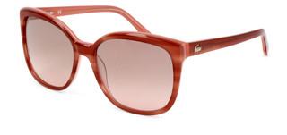 Sluneční brýle Lacoste Hnědé L747S