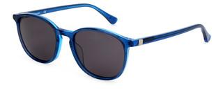 Unisex Sluneční brýle Calvin Klein Modré CK5916S