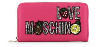 Dámská Peněženka Na Zip Love Moschino Růžová JC5653PP07KL