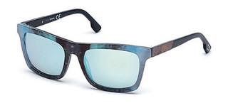 Sluneční brýle Diesel Modré DL0120-F