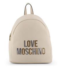 Dámský Městský Batoh Love Moschino Bílý JC4258PP07KI