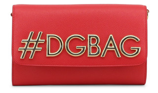 Kabelka Dolce&Gabbana Červená BB6436AH531H