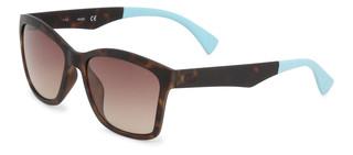 Sluneční brýle Guess Hnědé GU7434