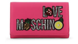 Dámská Peněženka Na Zip Love Moschino Růžová JC5654PP07KL