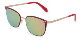 Dámské Sluneční brýle Calvin Klein Červené CK5425S