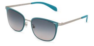 Dámské Sluneční brýle Calvin Klein Zelené CK5425S