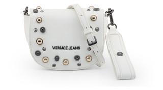 Dámská Luxusní Kabelka Versace Jeans Bílá E1VTBB40_71113