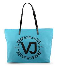 Velká Nákupní Taška přes rameno Versace Jeans Modrá E1VTBB60_71115