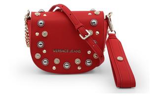 Dámská Luxusní Kabelka Versace Jeans Červená E1VTBB40_71113