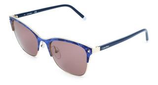 Dámské Sluneční brýle Calvin Klein Modré CK5448S