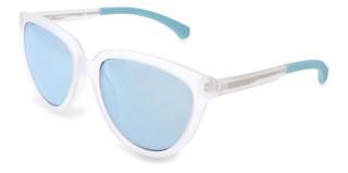 Dámské Sluneční brýle Calvin Klein Bílé CKJ802S