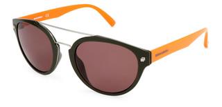 Sluneční brýle Dsquared2 Zelené DQ0255