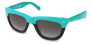 Sluneční brýle Dsquared2 Modré DQ0176