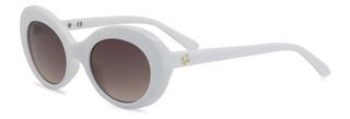 Sluneční brýle Guess Bílé GG1168