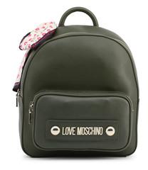 Městský Batoh Love Moschino Zelený JC4034PP18LC
