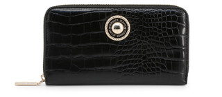 Dámská Luxusní Peněženka Versace Jeans Černá E3VTBPR3_71105