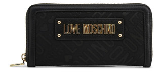 Dámská Luxusní Velká Peněženka Love Moschino Černá JC5602PP18LB