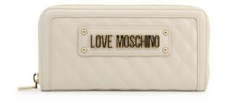 Dámská Luxusní Velká Peněženka Love Moschino Bílá JC5600PP18LA