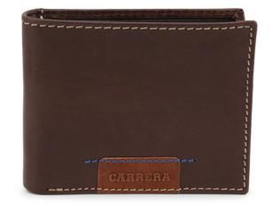 Pánská Stylová Peněženka Carrera Jeans Hnědá CB1867