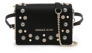 Dámská Luxusní Kabelka Versace Jeans Černá E1VTBB41_71113