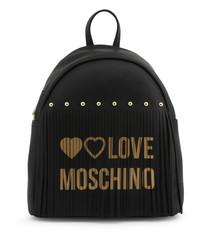 Městský Batoh Love Moschino Černý JC4103PP18LS