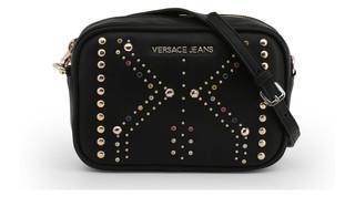 Dámská Luxusní Kabelka Versace Jeans Černá E1HTBB21_71123