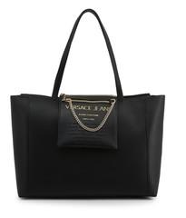 Velká Nákupní Taška přes rameno Versace Jeans Černá E1VTBBT1_70889