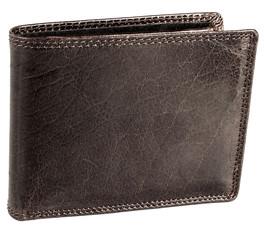 Pánská kožená peněženka EuroFashion4u 305-BR