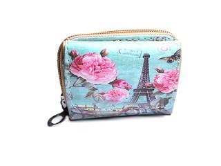 Malá peněženka s motivem Paris Eiffelova věž