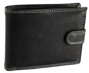Pánská kožená peněženka EuroFashion4u 305-L-BL