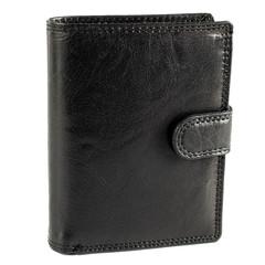 Pánská kožená peněženka EuroFashion4u 306-L-BL