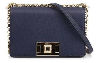 Dámská Luxusní Kabelka Furla Modrá 1033396