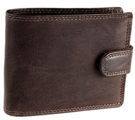 Pánská kožená peněženka EuroFashion4u 305-L-LD.BRN