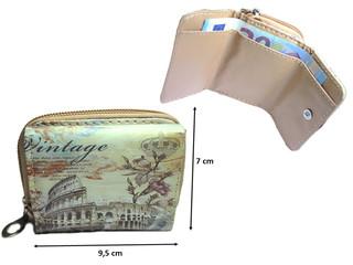 Malá peněženka s motivem Itálie
