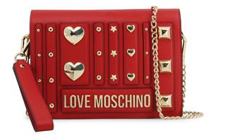 Kabelka Love Moschino Červená JC4242PP08KF