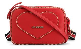 Kabelka Love Moschino Červená JC4244PP08KG